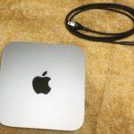 Mac miniを新調したよぉ!!